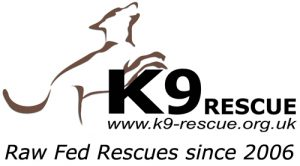 K9 Rescue - Raw Fed Rescues since 2006